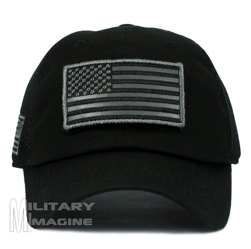 Tactical Operator Military cap USA American Flag hat Detachable ... 47070ea9347