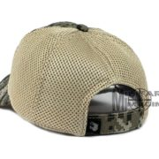 087189bf79f Tactical Operator Military cap USA American Flag hat Detachable Patch Micro  Mesh