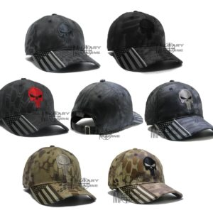 f4e4ed66 U.S ARMY OD Green Digital Veteran Hat w/Flag & Eagle Cap – Military ...