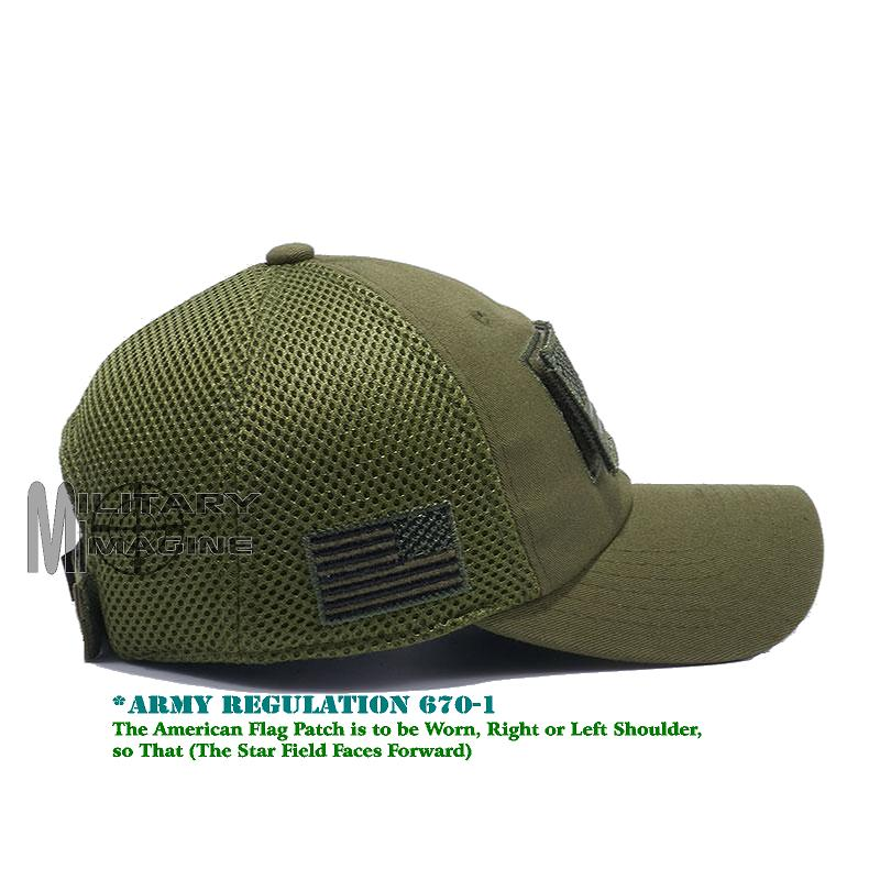 Tactical Operator Military cap USA American Flag hat Detachable ... 9e52f0b748c